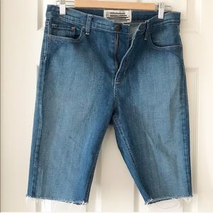Free People Shorts - Free people cut off shorts size 31